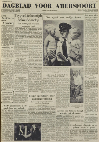 Dagblad voor Amersfoort 1950-06-07