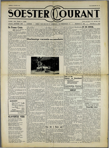 Soester Courant 1951-03-09