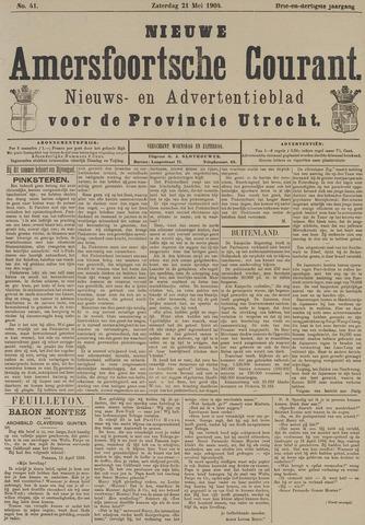 Nieuwe Amersfoortsche Courant 1904-05-21