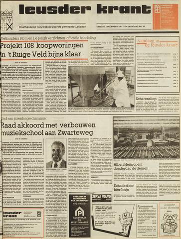 Leusder Krant 1987-12-01