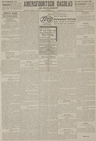 Amersfoortsch Dagblad / De Eemlander 1926-01-25