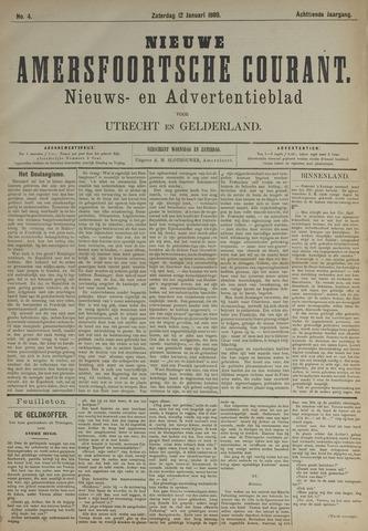 Nieuwe Amersfoortsche Courant 1889-01-12