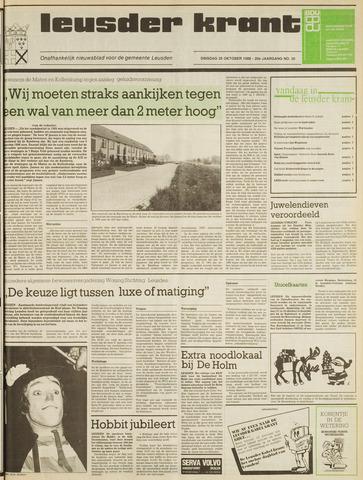 Leusder Krant 1988-10-25
