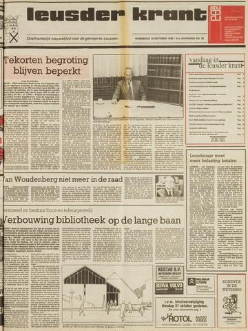 Leusder Krant 1989-10-18
