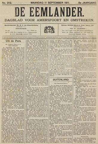 De Eemlander 1911-09-11