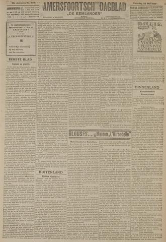 Amersfoortsch Dagblad / De Eemlander 1920-05-22