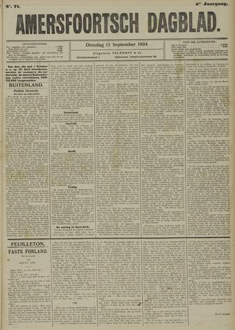 Amersfoortsch Dagblad 1904-09-13