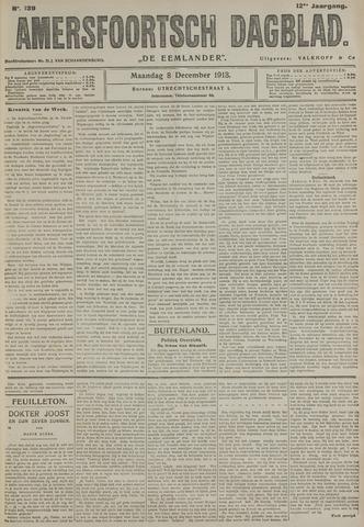Amersfoortsch Dagblad / De Eemlander 1913-12-08