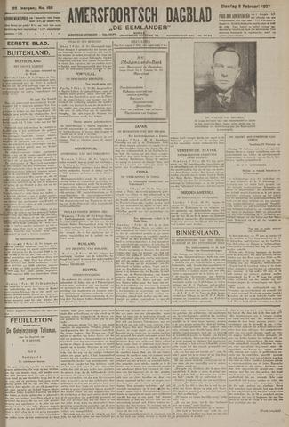 Amersfoortsch Dagblad / De Eemlander 1927-02-08