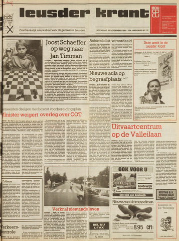 Leusder Krant 1990-09-26
