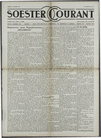 Soester Courant 1957-03-19