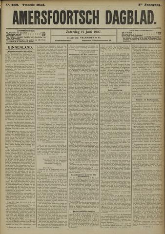 Amersfoortsch Dagblad 1907-06-15