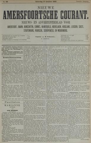 Nieuwe Amersfoortsche Courant 1883-10-27