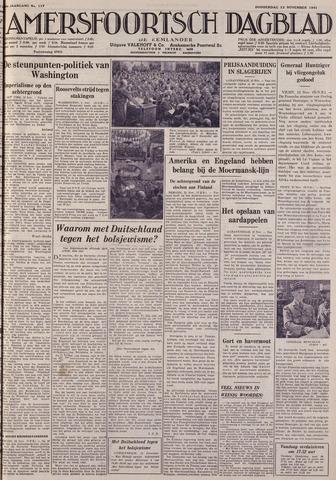 Amersfoortsch Dagblad / De Eemlander 1941-11-13