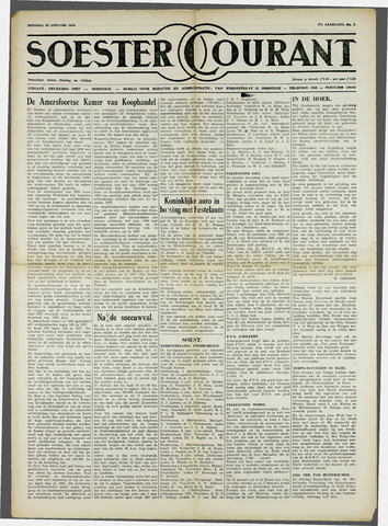 Soester Courant 1959-01-20