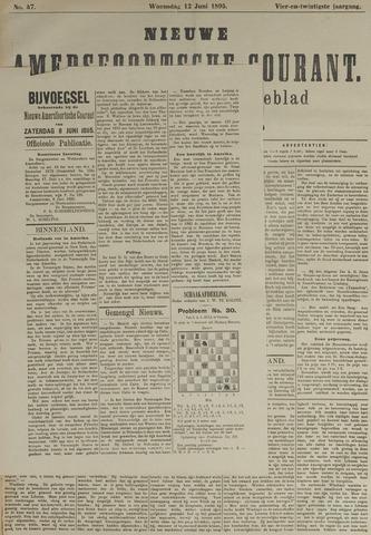 Nieuwe Amersfoortsche Courant 1895-06-12