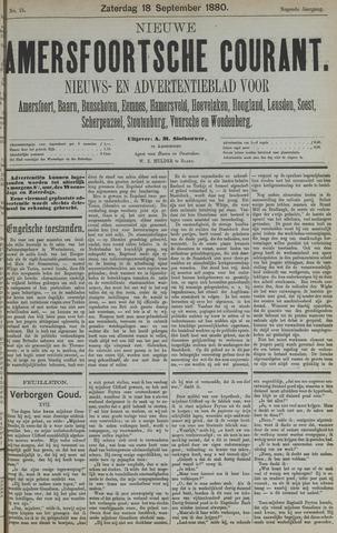 Nieuwe Amersfoortsche Courant 1880-09-18