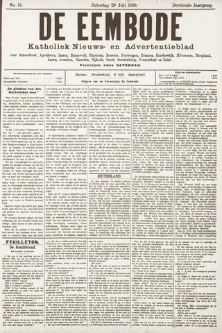 De Eembode 1899-07-29