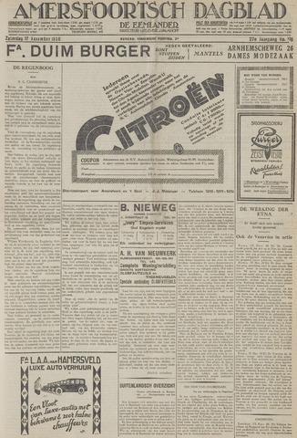Amersfoortsch Dagblad / De Eemlander 1928-11-17