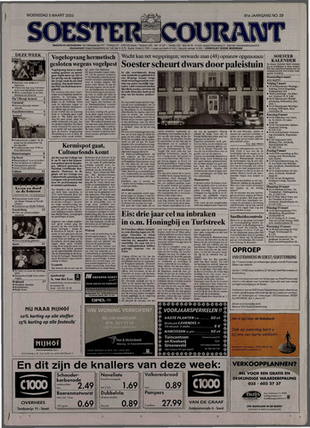 Soester Courant 2003-03-05