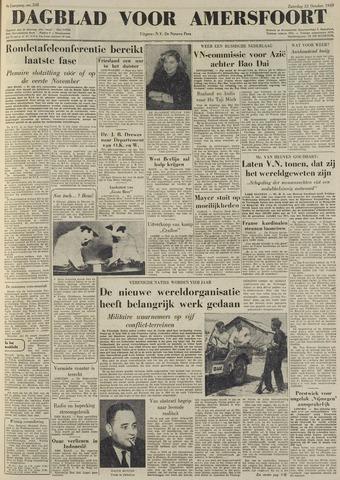 Dagblad voor Amersfoort 1949-10-22