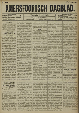 Amersfoortsch Dagblad 1907-06-05