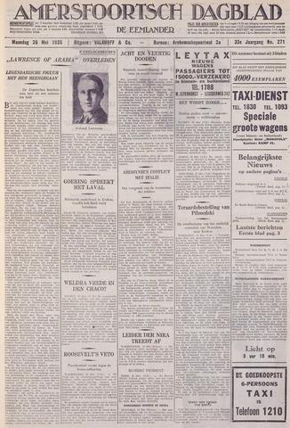 Amersfoortsch Dagblad / De Eemlander 1935-05-20