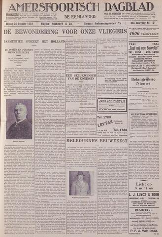 Amersfoortsch Dagblad / De Eemlander 1934-10-26