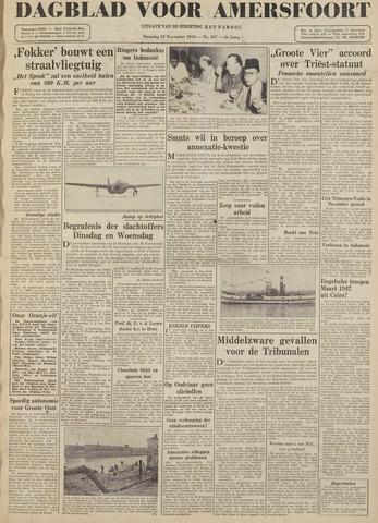 Dagblad voor Amersfoort 1946-11-18