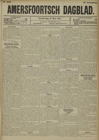 Amersfoortsch Dagblad 1907-05-16