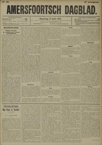 Amersfoortsch Dagblad 1910-06-13