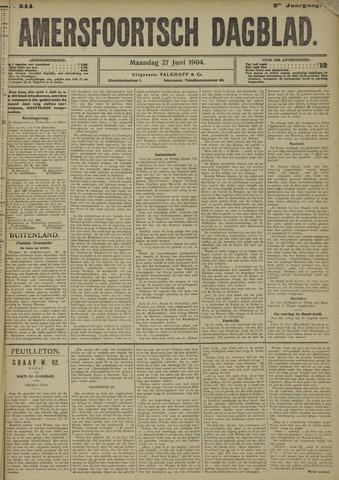 Amersfoortsch Dagblad 1904-06-27
