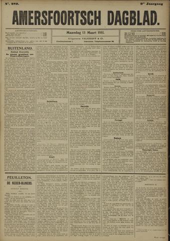Amersfoortsch Dagblad 1911-03-13