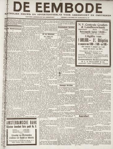 De Eembode 1918-10-04