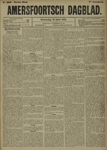Amersfoortsch Dagblad 1909-04-28