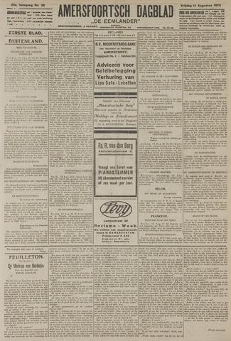 Amersfoortsch Dagblad / De Eemlander 1926-08-13