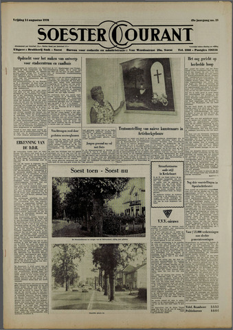 Soester Courant 1970-08-14