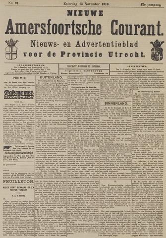 Nieuwe Amersfoortsche Courant 1913-11-15