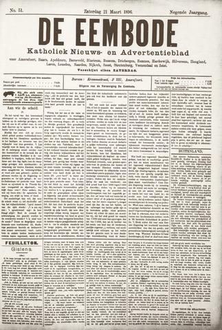 De Eembode 1896-03-21