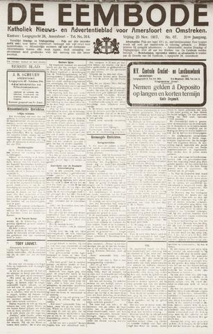 De Eembode 1917-11-23