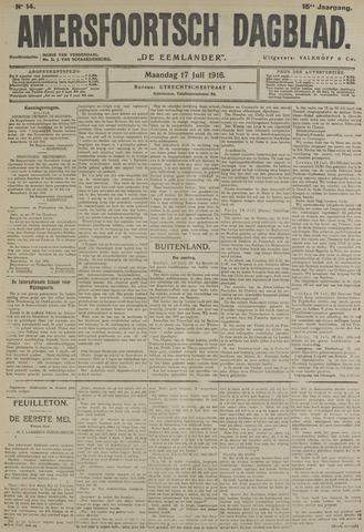 Amersfoortsch Dagblad / De Eemlander 1916-07-17
