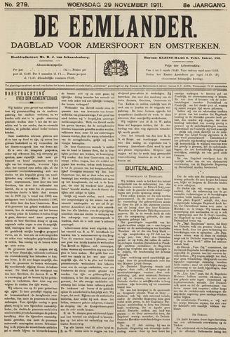 De Eemlander 1911-11-29