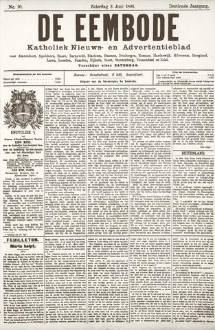 De Eembode 1899-06-03