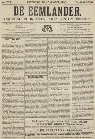 De Eemlander 1910-11-26