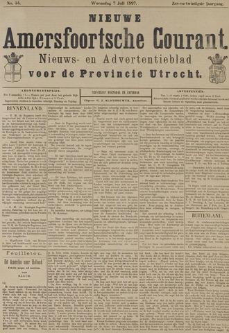 Nieuwe Amersfoortsche Courant 1897-07-07
