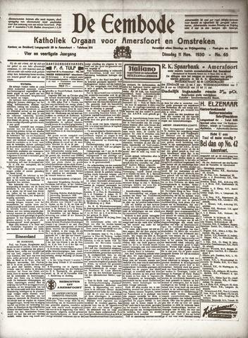 De Eembode 1930-11-11