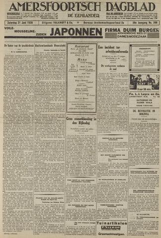 Amersfoortsch Dagblad / De Eemlander 1930-06-21
