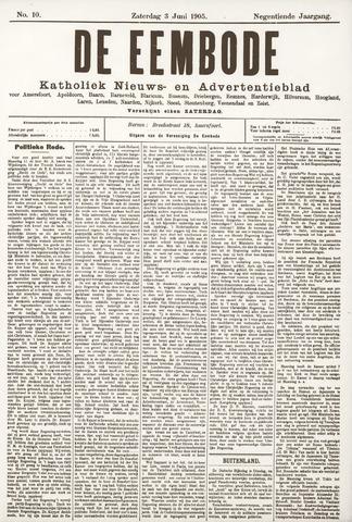 De Eembode 1905-06-03