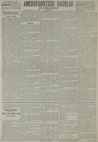 Amersfoortsch Dagblad / De Eemlander 1921-08-22