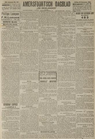 Amersfoortsch Dagblad / De Eemlander 1923-11-23